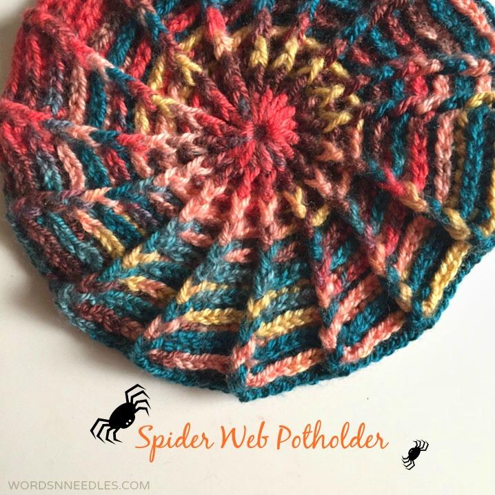Dorable Spider Knitting Pattern Gift Blanket Knitting Pattern