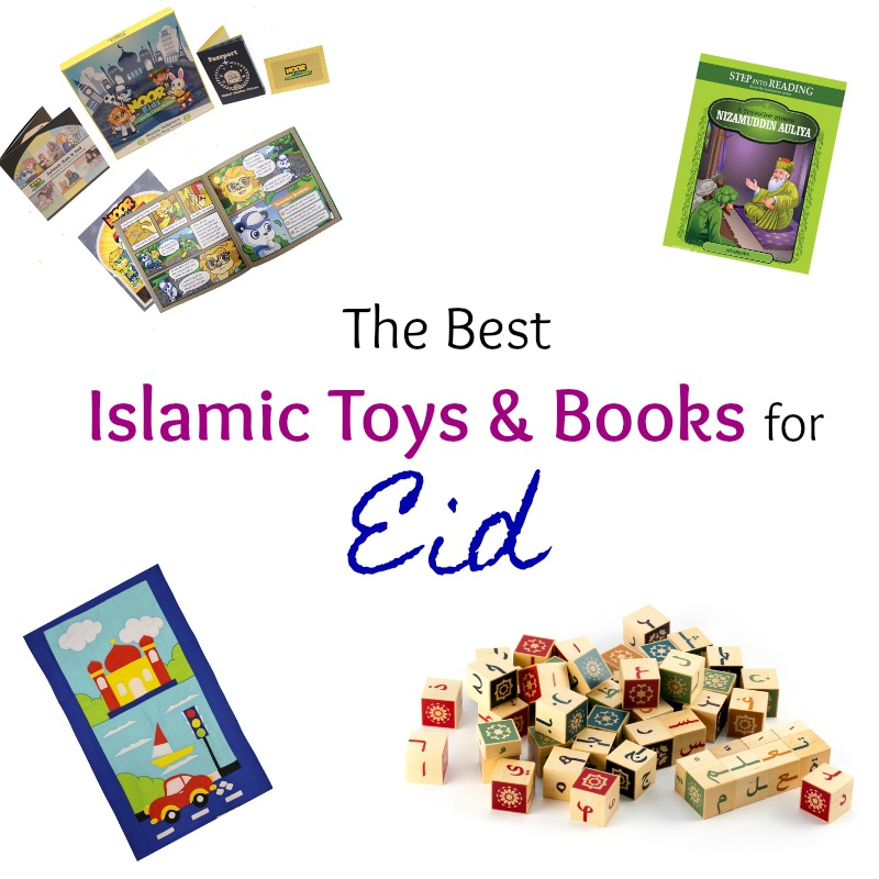 Best Toys For Teenagers : The best islamic toys and books for kids
